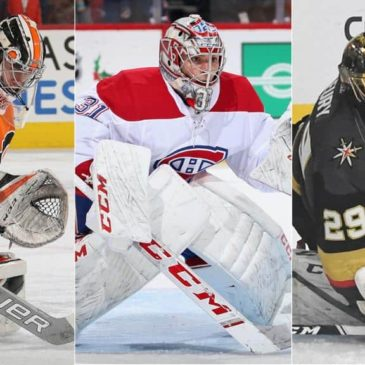 Goaltending Steals the Show Through First Round of NHL Playoffs