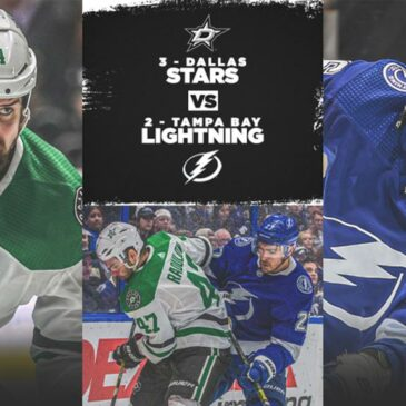 NHL Stanley Cup Finals: Tampa Bay Lightning vs. Dallas Stars Series Preview